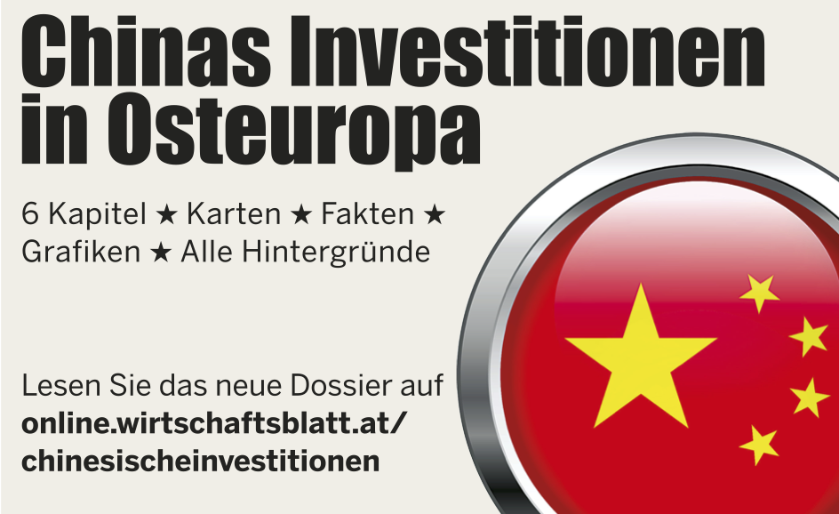 Chinesische Investitionen in Osteuropa